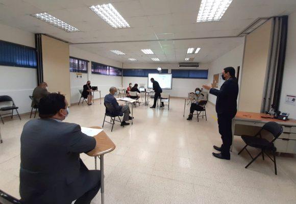1ra. Reunión de la Comisión Evaluadora del concurso para escoger subdirectores del IMELCF