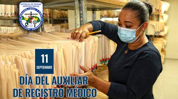 Día del Auxiliar de Registros Médicos