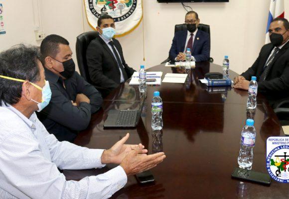 IMELCF se reúne con el Banco de Ojos de Panamá