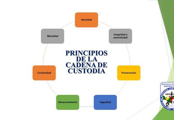 Programa de capacitación para la Sección de Accidentología Forense